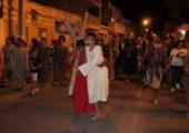 Jovens da Diocese de Juazeiro (BA) realizam encenação da Via Sacra