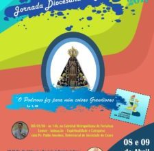 JDJ na Arquidiocese de Fortaleza (CE) é neste final de semana