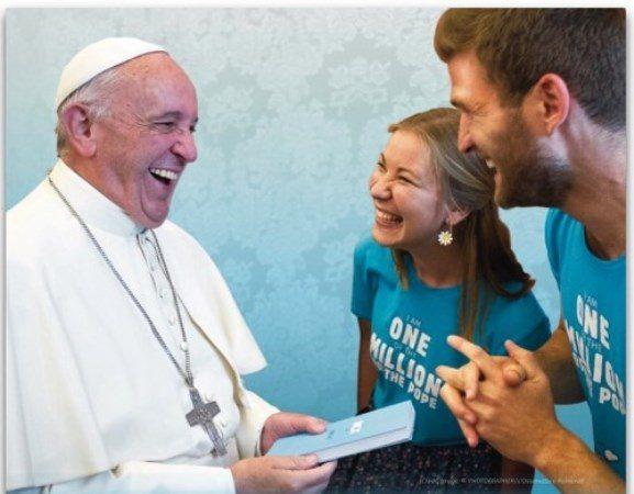 O DOCAT, e uma 'desculpa' para encontrar o Papa Francisco