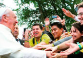 Papa Francisco aos jovens: trabalhem por um mundo melhor