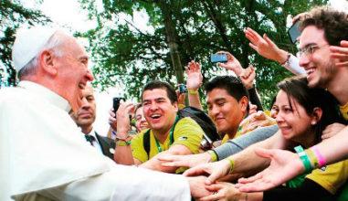 Conselhos do Papa Francisco aos estudantes