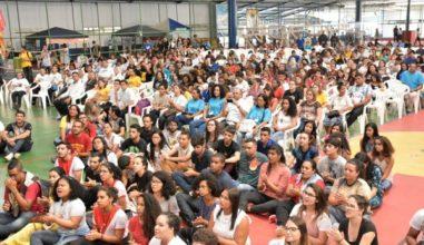 Jornada Vocacional do Regional reúne mais de 2 mil jovens, em Brasília