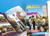 Pastoral Juvenil tem conteúdo mensal na Revista Jovens de Maria