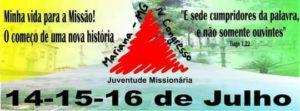 Arquidiocese de Mariana (MG) vai acolher o IV Congresso Estadual da Juventude Missionária