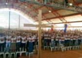 Jovens da Diocese de São Luiz de Cáceres celebram JDJ