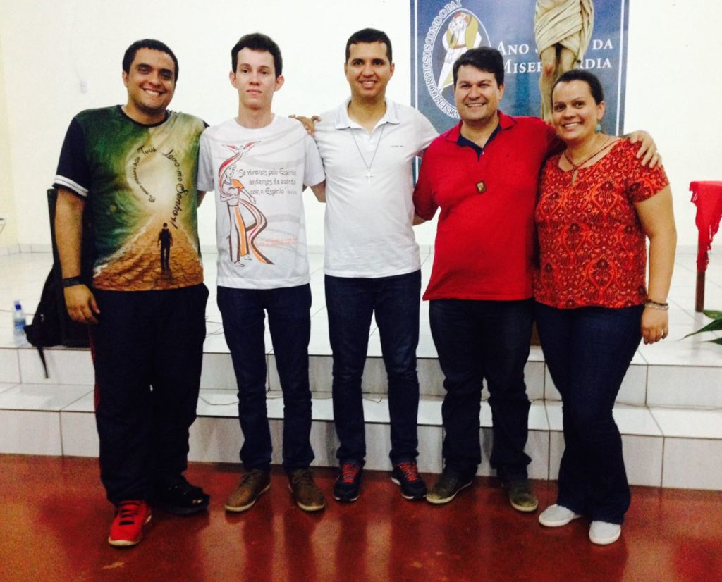 Ministério Jovem Mato Grosso - RCC