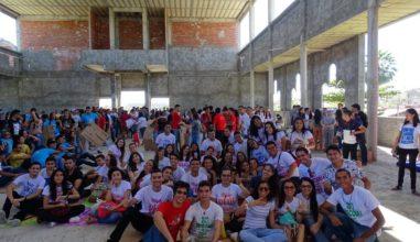 Quebrando Barreiras reúne juventude da Arquidiocese de Fortaleza