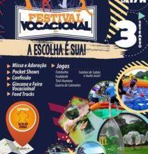 Setor Juventude de Santo André promove Festival Vocacional