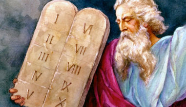 Os mandamentos da Lei de Deus