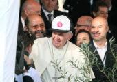 """O Papa diz aos jovens: """"Encontrem tempo para dialogar com Deus"""""""