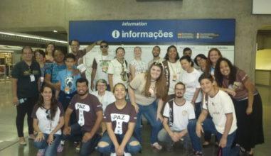 O protagonismo da Juventude Franciscana em São Paulo