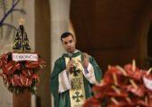 Missa da Juventude no Santuário Nacional de Nossa Senhora Aparecida