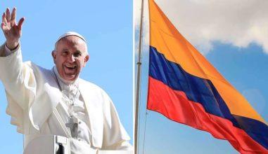 Papa Francisco na Colômbia: Reconciliação e Criação