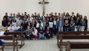 Setor Juventude da diocese de Caxias do Sul promove formação
