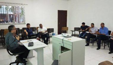 Assessores Diocesanos e Bispo referencial planejam ações para o Regional Nordeste 3