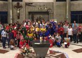 Infância e Adolescência Missionária abrem Ano Jubilar