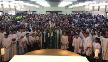 """DNJ 2017 em São José do Rio Preto teve o tema: """"O Poderoso fez para mim coisas grandiosas"""""""