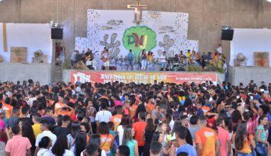 DNJ 2017 supera expectativas dos organizadores na Diocese de Serrinha