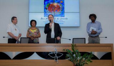 Abertura do Ano Nacional do Laicato na reunião do Consep