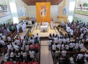 DNJ é celebrado por mais de 600 jovens da Diocese de Jales