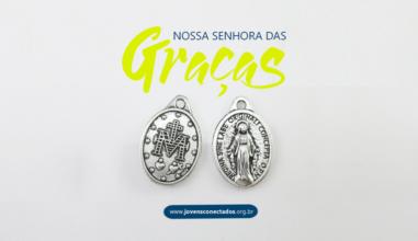 Conheça o significado dos símbolos da Medalha Milagrosa