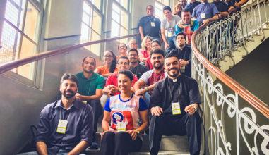 Representantes da Pastoral do Adolescente e EJC se encontram em São Paulo-SP