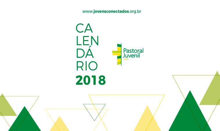 Calendário 2018: jovens de todo o Brasil já podem se programar