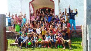 Juventude volta ao local da Missão Jovem para nova experiência