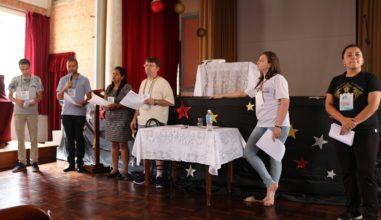 Assembleia Arquidiocesana da Juventude em Curitiba