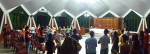 Começou a Missão Jovem 2017 em Caxias - MA