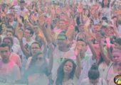 Cores e alegria marcam 1º Happy Holi da Juventude Católica na Bahia