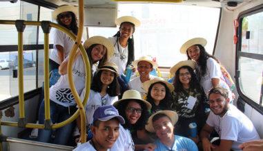 Fim de semana missionário: Missão Jovem Caxias - MA