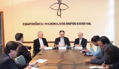 Em 2017, a CNBB marcou firme posição sobre temas importantes para o Brasil