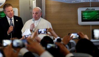 Publicada a mensagem do Papa Francisco para o 52º Dia Mundial das Comunicações Sociais