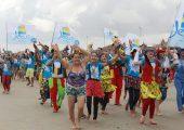 Juventude da RCC do Piauí promove 5º Jesus no Litoral