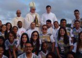 Missão Jovem na diocese de Januária/MG