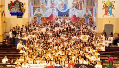 III Missão Jovem na Diocese de Apucarana