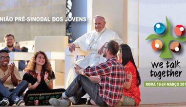 A reunião pré-sinodal já começou no Facebook