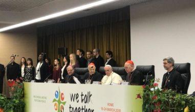 Papa reunião pré-sinodal: os jovens devem ser levados a sério