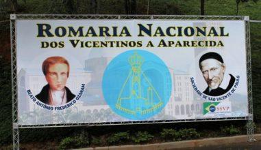 Juventude Vicentina participará da 48º Romaria Nacional dos Vicentinos a Aparecida