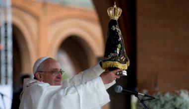 12 ensinamentos do Papa Francisco sobre Nossa Senhora