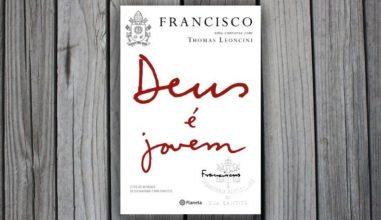 """Saiba tudo sobre o livro-entrevista """"Deus é jovem"""" do Papa Francisco"""