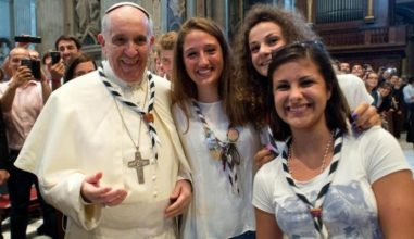 10 Frases do Papa Francisco sobre as mulheres