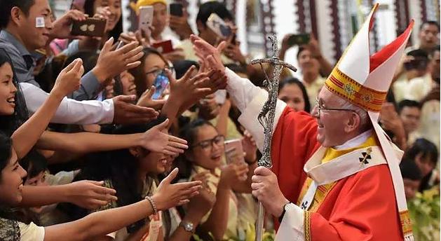 #ConectadoNoSínodo Vaticano convida todos os jovens a participar pelas redes sociais