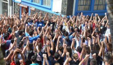 Juventude de Amparo (SP) celebra JDJ e escreve carta ao bispo diocesano
