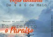 Manaus terá segunda edição do Retiro 'Jovens Sarados Maranatha'