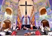"""Jovens de Maria apresenta teatro """"A Paixão de Cristo"""" no Santuário de Aparecida"""