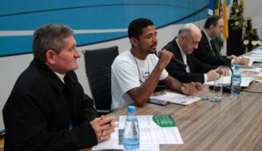 Jovem testemunha para bispos em Assembleia da CNBB