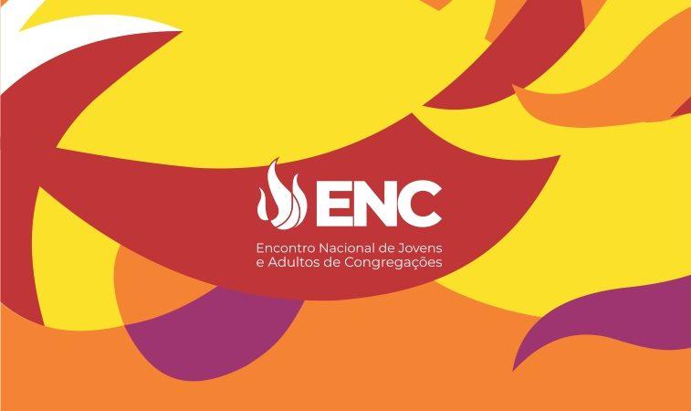 Encontro Nacional de Jovens e Adultos de Congregações ganha logomarca