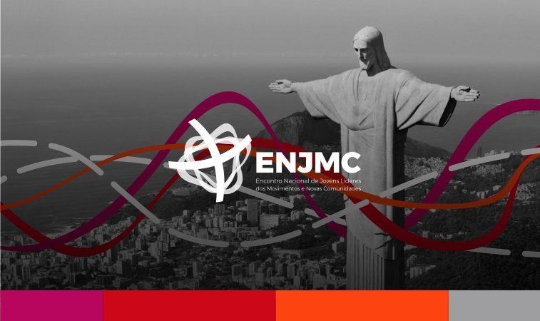 Com nova Identidade Visual, ENJMC segue nos preparativos para acolher jovens de todo o país